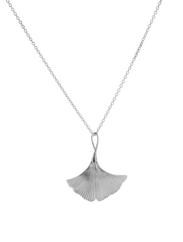 Ginkgo Single Necklace