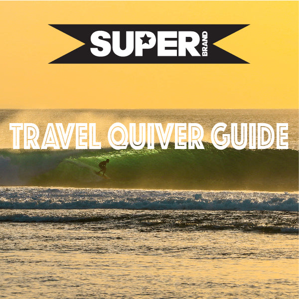 Superbrands Guide to the Ultimate Travel Quiver