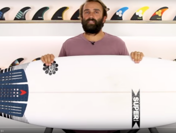 The Surfboard Guide review our new Hippy Fling model.