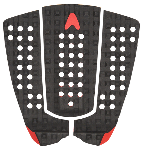 Astrodeck Traction Pad - Nathan Fletcher Black / Red