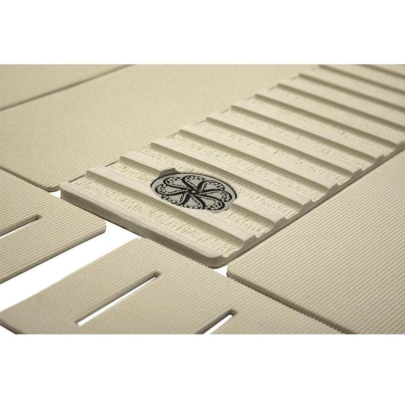 Octopus is Real Traction Pad - Chippa Wilson Front Deck - Cream
