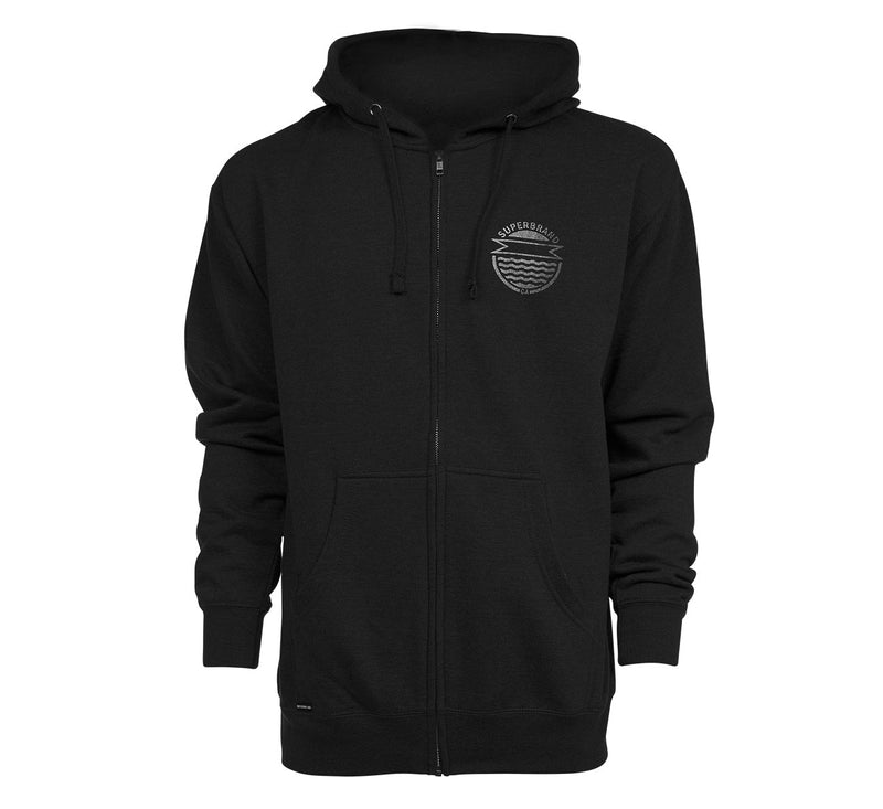 LITHO ZIP UP FLEECE