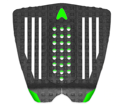 Astrodeck Traction Pad - Gaudauskas Brothers Black / Green