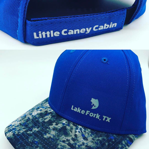Business Custom Cap