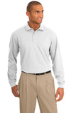 Business Port Authority® Rapid Dry™ Long Sleeve Polo