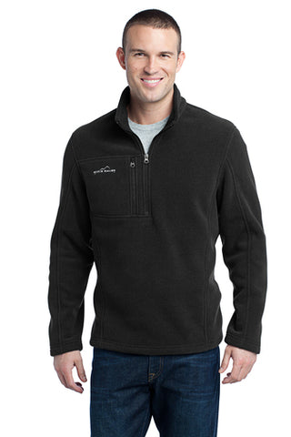 Business Eddie Bauer® - 1/4-Zip Fleece Pullover