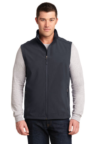 Business Core Soft Shell Vest by Port Authority - Mens
