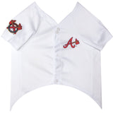 Atlanta Braves Dog Jersey
