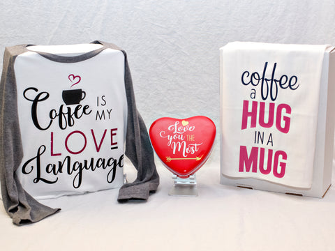 Coffee Lover's Valentine's Day Pack