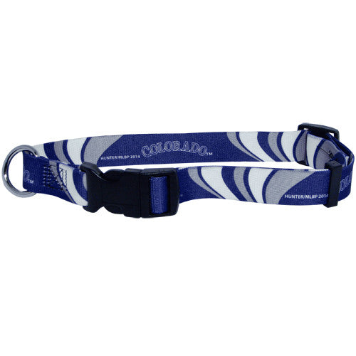 Colorado Rockies Dog Collar