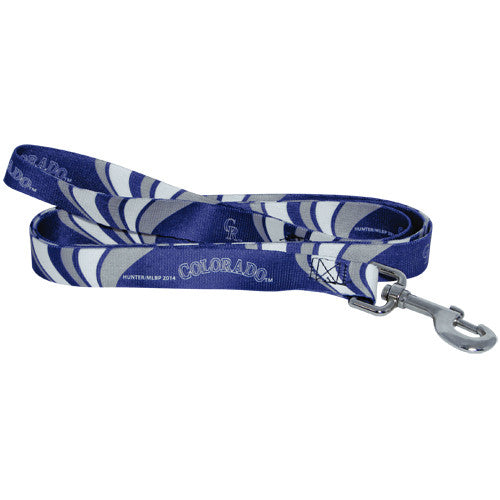 Colorado Rockies Dog Leash