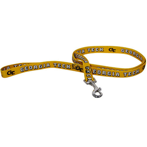 Georgia Tech Dog Leash