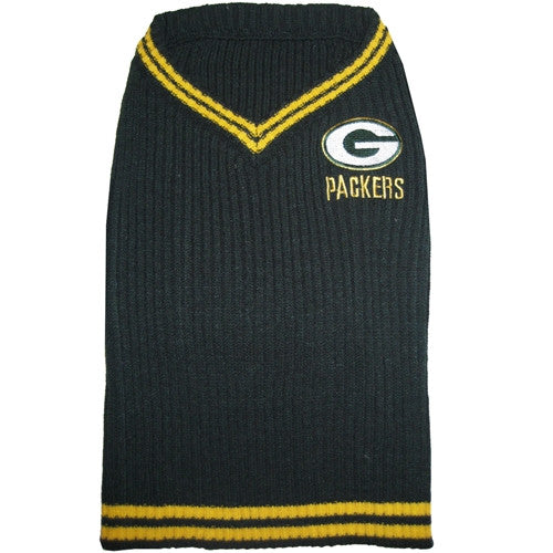 Green Bay Packers Sweater for Dogs