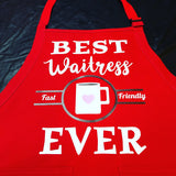 Best Waitress Ever Apron