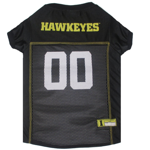 Iowa Hawkeyes Dog Jersey