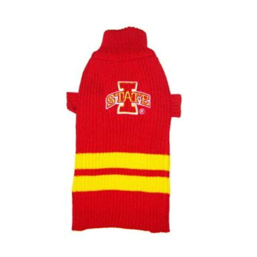 Iowa State Cyclones Dog Sweater