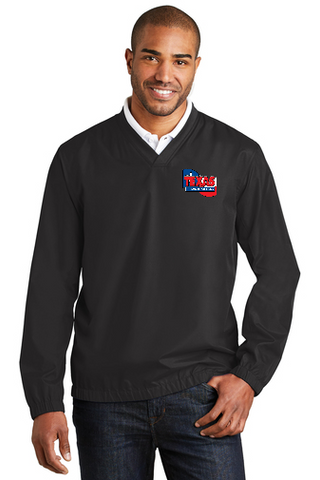 Business Zephyr V-Neck Pullover by Port Authority