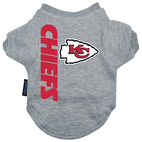 KC Chiefs Dog T-Shirt