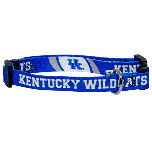 Kentucky Wildcats Dog Collar