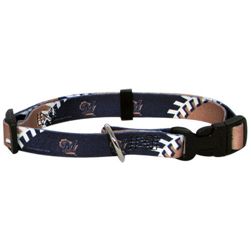 Brewers Dog Collar