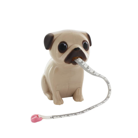 Pug Desktop Tape Measure