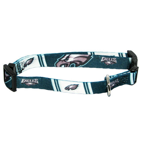 Philadelphia Eagles Dog Collar