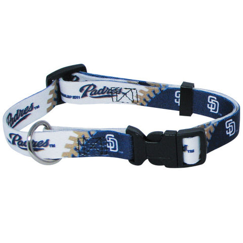 San Diego Padres Dog Collar