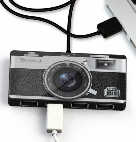 Super Hubs Camera USB Port