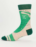 """Golf Socks"" Men's Crew Socks"