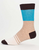 """Mr. Perfect"" Men's Crew Socks"