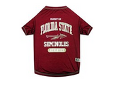 Florida State Dog Tee Shirt