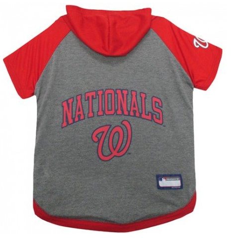 Washington Nationals Hoody Dog Tee