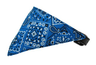 Western Bandana Pet Collar