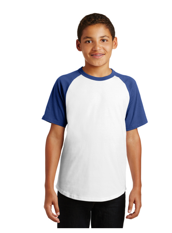 Custom Child's Raglan Tee