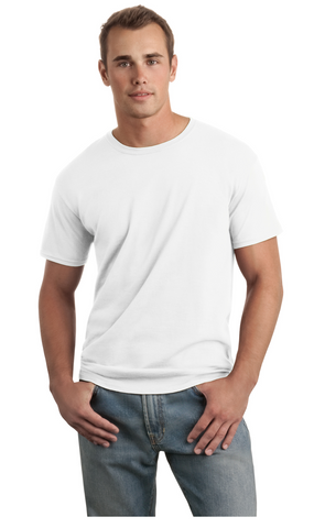 Custom Ringspun Cotton Basic Tee