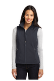Business Ladie's Core Soft Shell Vest by Port Authority