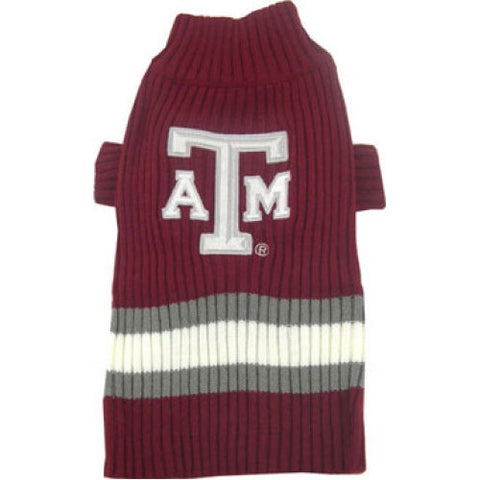 Texas A&M Dog Sweater