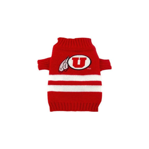 University of Utah Dog Sweater