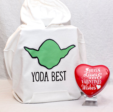 Yoda Best Valentine's Day Gift Box