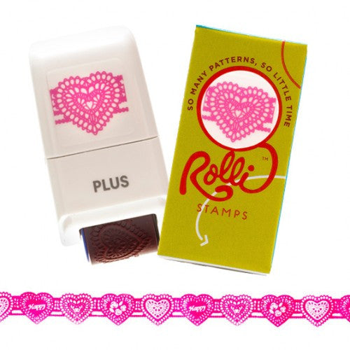 Rolli We Heart You Stamp