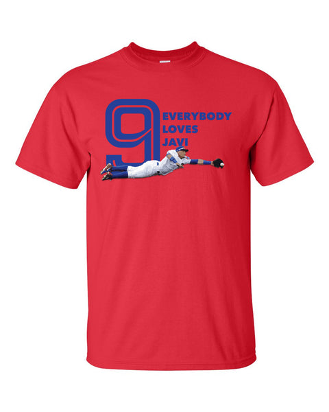 Everybody Loves Javy Chicago Cubs Short sleeve t-shirt