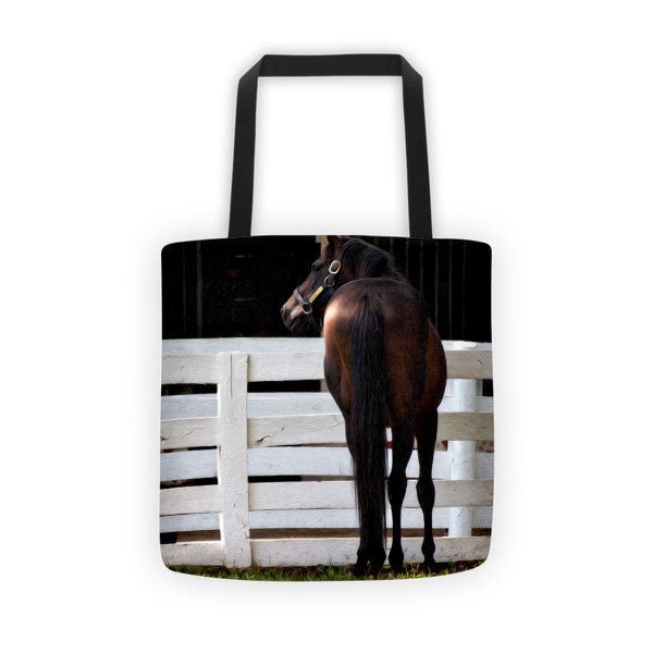 Go For Gin 1994 Kentucky Derby Winner Tote bag
