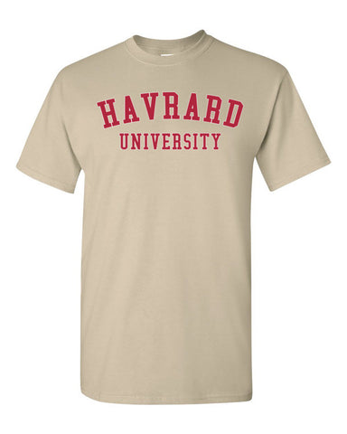 Havrard University Short sleeve t-shirt