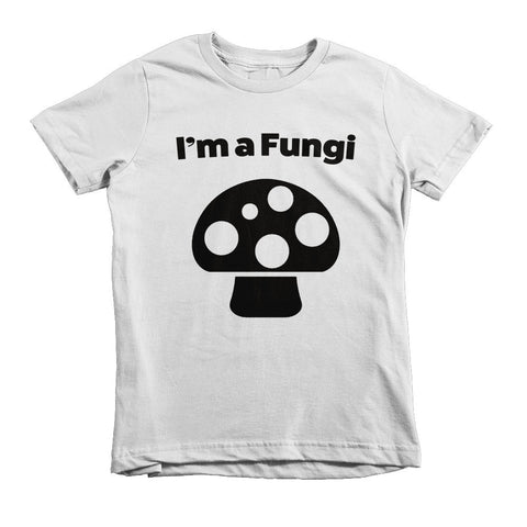 I'm a Fungi Short sleeve kids t-shirt