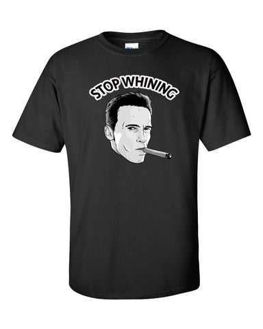 Stop Whining Unisex short sleeve t-shirt