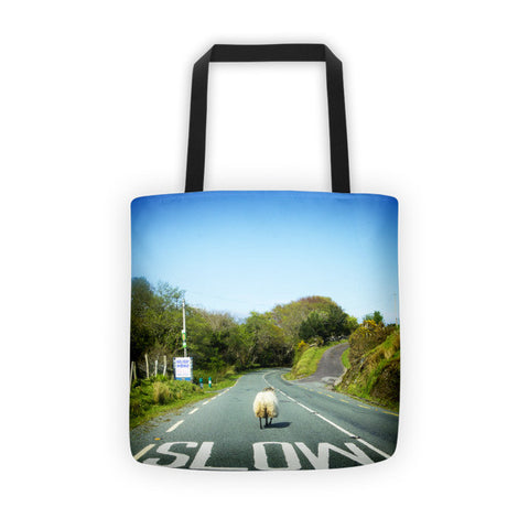 Slow Sheep Ireland Tote bag