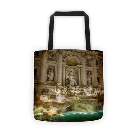 Trevi Fountain Tote bag