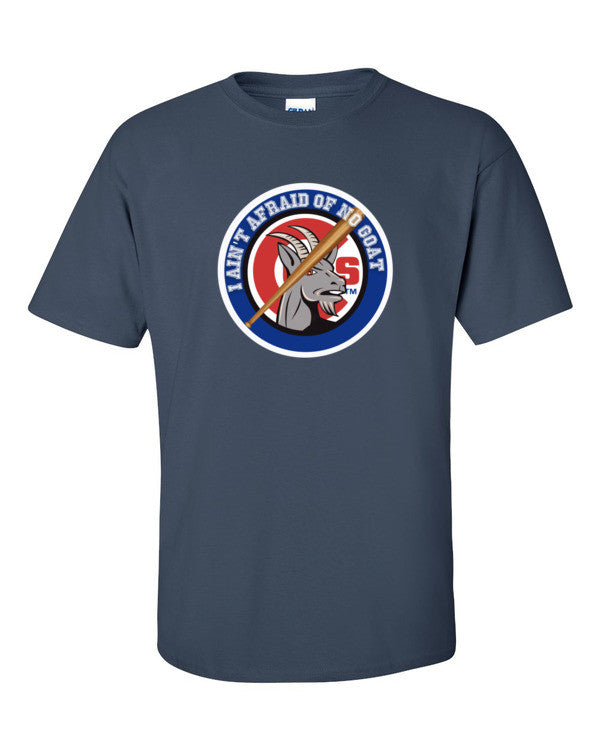 """I Ain't Afraid of No Goat!"" Mens Short sleeve t-shirt"