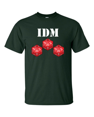 IDM Short sleeve t-shirt