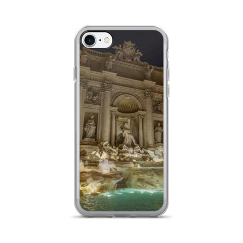 Trevi Fountain iPhone 7/7 Plus Case